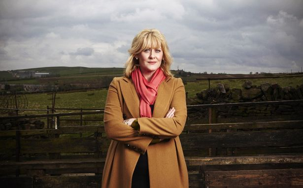 Sarah Lancashire's character, Caroline, inspired many older people to come out.