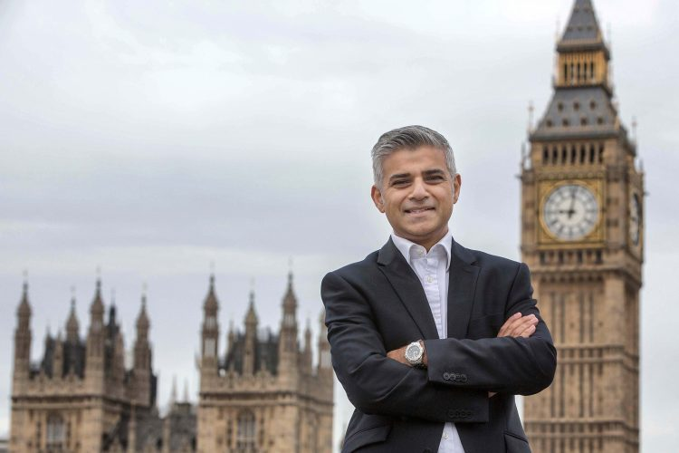 Sadiq Khan London Plan