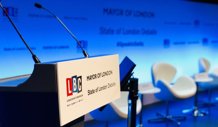 State of London Debate