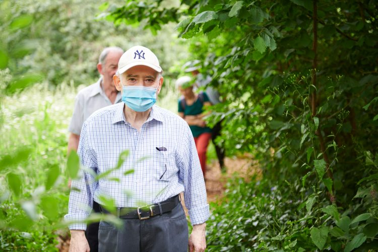 Older people and the pandemic