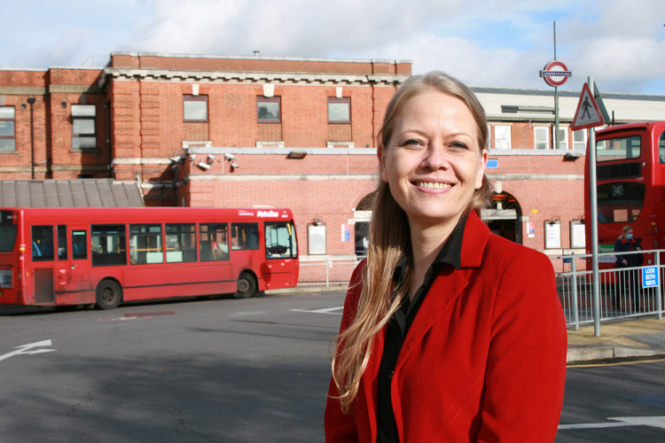 Maoyral Election blog - Sian Berry